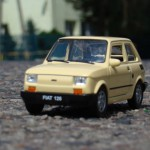 Zabawka Fiat 126p