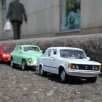 Zabawki Warszawa, Fiat, Polonez