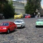 Warszawa, Fiat, Polonez zabawki